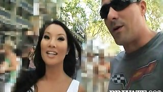 Private: Asa Akira in POV Action